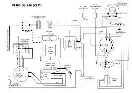 ignition evergreen vespatronic vespa gs150 gs3 1700g