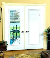 Sliding Patio Door Reviews by Remarkable Glass Door With Blinds Pics U2013 Groupcall Me