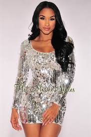embellished dress mirrored sequined rhinestones embellished dress inspired by jlo