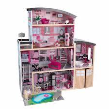 idea alluring kidkraft dollhouse for kids toys ideas