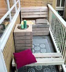 bank fã r balkon 101 best balkon decoratie ideeën images on balcony