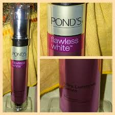 Serum Flawless White Ponds ayu inndahs i all the wonderful like my name