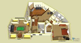 Home Designs With Virtual Tours Fresh Inspiration 6 2000 Square Feet Cabin Plans House Building