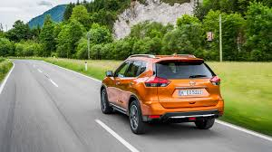 nissan trail 2017 nissan x trail 2017 facelift review by car magazine