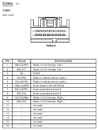 1998 ford taurus cd changer wiring diagram wiring diagram simonand