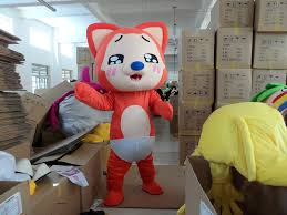 Mascot Costumes Halloween Cheap Fox Mascot Suit Aliexpress Alibaba Group