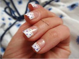 23 french nails with design easy french nail designs pictures and