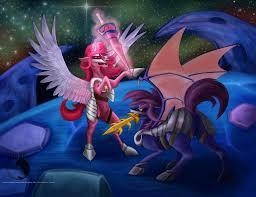 commish fierce battle ponified meta galacta by