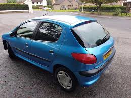 peugeot 206 1 4 hdi in inverness highland gumtree
