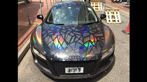 holographic car 10 spooktacular audi paint jobs audiworld
