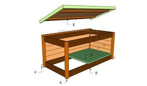 deck box plans myoutdoorplans free woodworking plans and