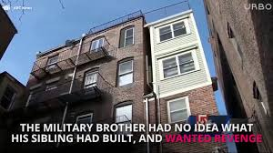 spite houses the boston skinny house youtube