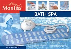 Bathtub Bubble Mat Bath Spa