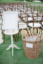 20 Ingenious Tips For Throwing An Outdoor Wedding by Seven Summer Wedding Items To Keep Your Guests Cool And