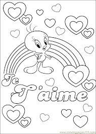 tweety 60 coloring free tweety bird coloring pages