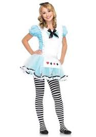 Halloween Costumes Teenage Girls Teen Girls Clever Alice Costume Party Love