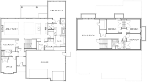 great room floor plans the teton floor plan alturas homes