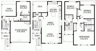 floor plans for narrow lots design ideas 11 town house plans narrow lot this avondale