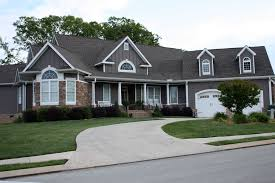 Home Exterior Design Stone Exterior Home Colors With Stone And Front Field The Elegant Design