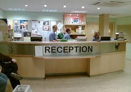 Custom Made Reception Desk Catchy Veterinary Reception Desks Veterinary Nursing Station
