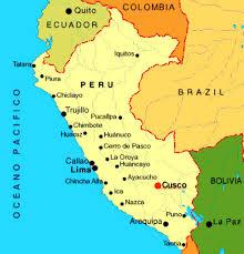 mapa perú map of peru south america peru and explore