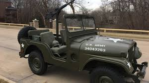 willys army jeep 1953 willys jeep f89 kansas city 2017