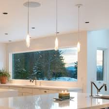 glass pendant lights for kitchen island how to choose pendant lights for a kitchen island design