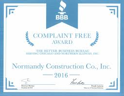 home improvement awards and recognition normandy remodeling