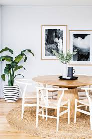 Light Wood Dining Room Sets Best 25 Minimalist Dining Room Ideas On Pinterest Minimalist