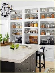 open kitchen cabinet ideas creative open kitchen cabinet designs