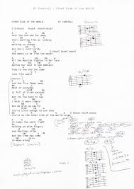 light of the world chords k t tunstall other side of the world jd s guitar