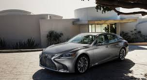 lexus lx turbo hybrid 2018 lexus ls500 debuts all new flagship with 4 5s turbo 10 speed