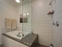 Bathtubs And Showers For Small Spaces Shower With A Small Soaking Tub Useful Reviews Of Shower Stalls