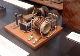 file homemade radio receiver with razorblade jpg wikimedia commons