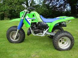 before quads came out you could only buy 3 wheelers now three