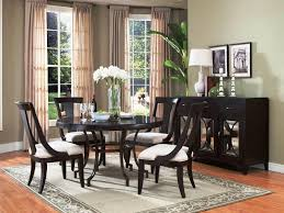 Decorating Ideas For Dining Room Table 40 Glass Dining Room Tables To Revamp With From Rectangle Table