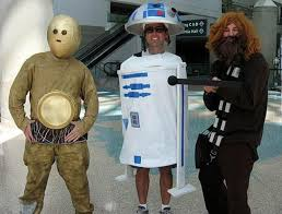 the force is definitely not with these star wars cosplayers and