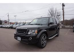 land rover lr4 black buy or lease new land rover lr4 near boston quincy brookline