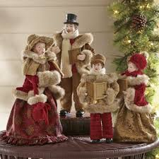 set of 4 family carolers from seventh avenue d841750