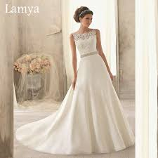 wedding dress creator new white ivory lace wedding dress customize organza wedding