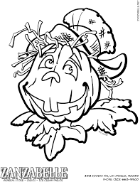 halloween coloring book pages 2017 with