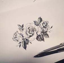 flower tattoos what is their secret meaning and how to choose