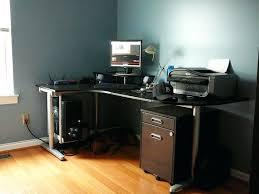 Small Desks With Storage Computer Desk White Corner Desk Black Office Table Small