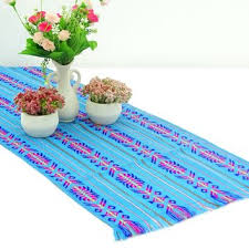 Mexican Table Runner Best Turquoise Table Runner Products On Wanelo