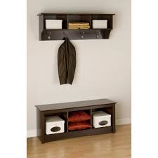 prepac sonoma entryway wall shelf walmart com