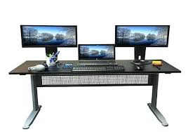 where to buy a good computer desk gaming desks what to know before you buy long computer desk with