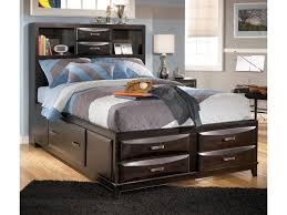 Ashley Furniture Beds Ashley Furniture Kira Full Storage Bed Mueller Furniture