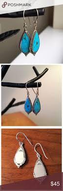 boma earrings three bird nest turquoise statement ring nwt three bird nest