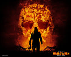 halloween hd background skull fire wallpapers group 63
