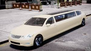 lexus car 2006 lexus gs450 2006 limousine for gta 4
